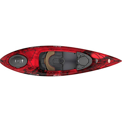 Old Town Loon 106 Kayak 2017, Black Cherry, viewer