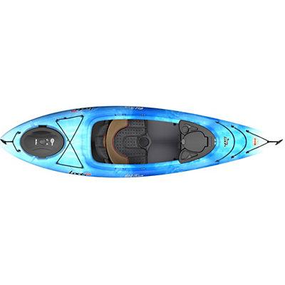 Old Town Loon 106 Kayak, Black Cherry, viewer