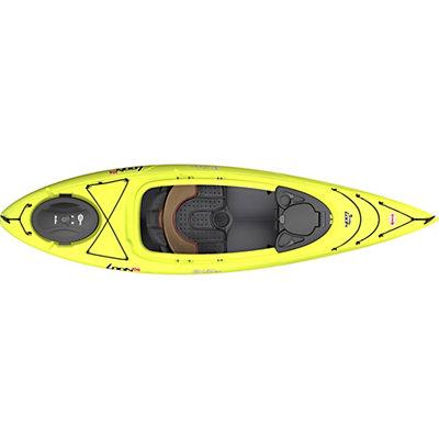 Old Town Loon 106 Kayak 2017, Black Cherry, viewer