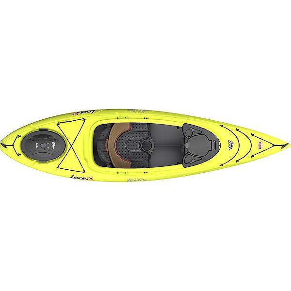 Old Town Loon 106 Kayak 2017, Lemongrass, 600