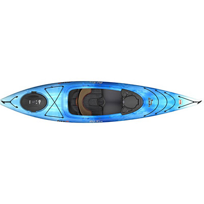 Old Town Loon 126 Kayak 2016, Black Cherry, viewer