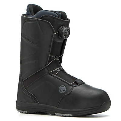 Flow Aero Boa Coiler Snowboard Boots 2017, Black, viewer