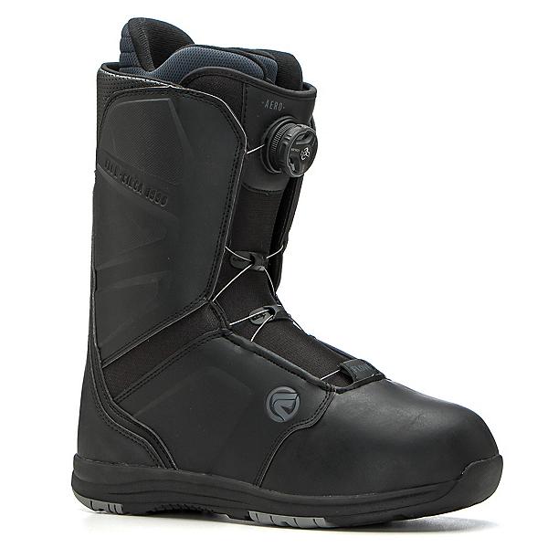 Flow Aero Boa Coiler Snowboard Boots 2017, Black, 600
