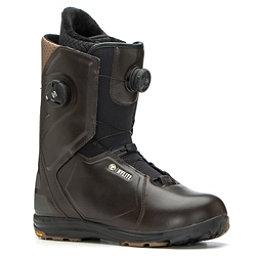 Flow Hylite Heel-Lock Focus Snowboard Boots, Brown, 256