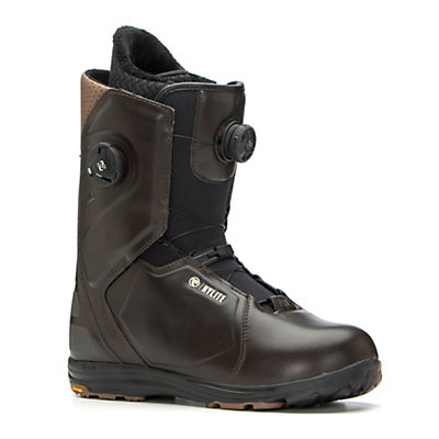 Flow Hylite Heel-Lock Focus Snowboard Boots 2017, Brown, viewer