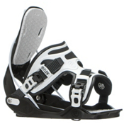 Flow Alpha Snowboard Bindings 2017, Charcoal, medium