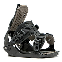 Flow Haylo Womens Snowboard Bindings, Charcoal, 256