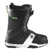Flow Ranger Boa Snowboard Boots, Charcoal-White, medium