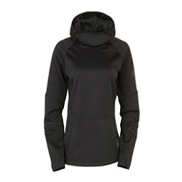686 GLCR Storm Tech Fleece Pullover Womens Hoodie, Black, 256
