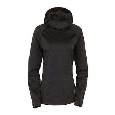 686 GLCR Storm Tech Fleece Pullover Womens Hoodie, Mulberry Heather, viewer