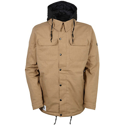 686 Authentic Woodland Mens Insulated Snowboard Jacket, , viewer
