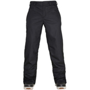 686 Authentic Standard Mens Snowboard Pants, Black, medium