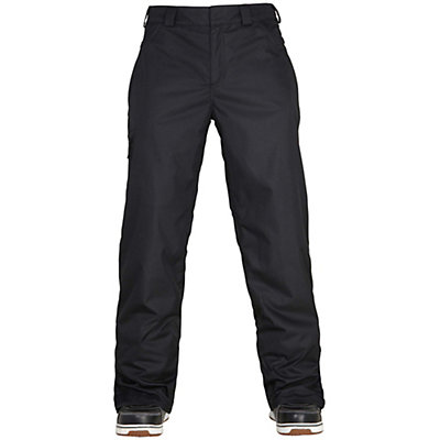 686 Authentic Standard Mens Snowboard Pants, Black, viewer