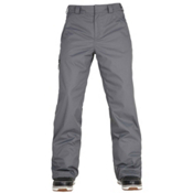 686 Authentic Standard Mens Snowboard Pants, Steel, medium