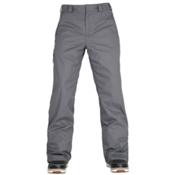 686 Authentic Standard Mens Snowboard Pants, Steel, medium