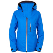 686 GLCR Solstice Thermagraph Womens Insulated Snowboard Jacket, Cobalt, medium