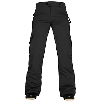 686 Authentic Mistress Insulated Womens Snowboard Pants, Black, viewer