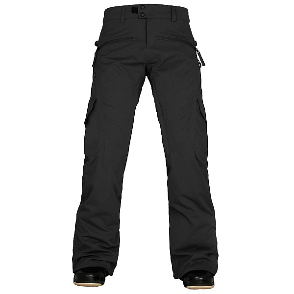 686 Authentic Mistress Insulated Womens Snowboard Pants, Black, 600