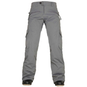 686 Authentic Mistress Insulated Womens Snowboard Pants, Steel, medium