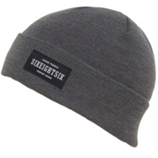 686 Good Times Roll Up Beanie, Steel Heather, medium