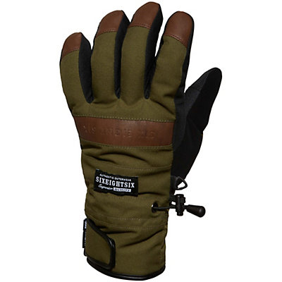 686 Recon Gloves, Olive, viewer
