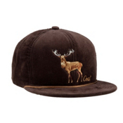 Coal The Wilderness Mens Hat, Stag, medium