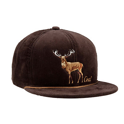 Coal The Wilderness Mens Hat, Stag, viewer