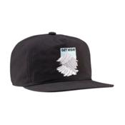 Coal The Great Outdoors Mens Hat, Black, medium