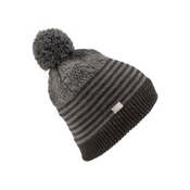 Coal The Sweater Hat, Heather Black, medium