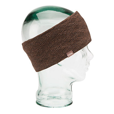 Coal The Ellis Headband, Brown, viewer