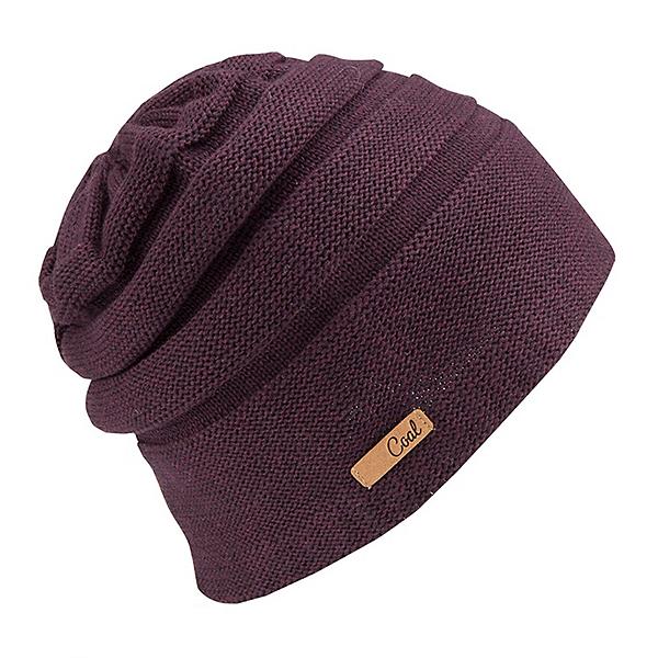 Coal The Cameron Womens Hat, Plum, 600