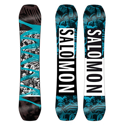 Salomon Huck Knife Snowboard 2017, , viewer