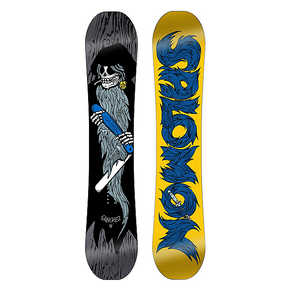 Salomon Sanchez Snowboard 2017, , 600