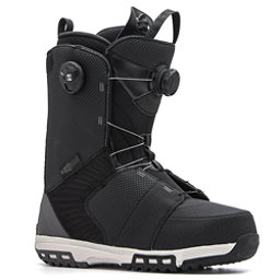 Salomon Dialogue Focus Boa Snowboard Boots, Black-Autobahn, 256