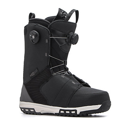 Salomon Dialogue Focus Boa Snowboard Boots, Black-Autobahn, viewer