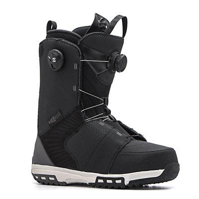 Salomon Dialogue Focus Boa Snowboard Boots 2017, Black-Autobahn, viewer