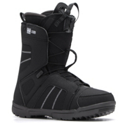 Salomon Titan Snowboard Boots, Black-Autobahn, medium