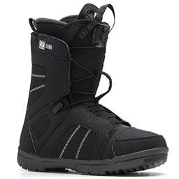 Salomon Titan Snowboard Boots 2017, Black-Autobahn, 256