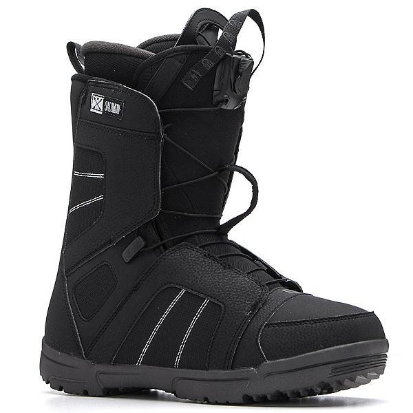 Salomon Titan Snowboard Boots 2017, Black-Autobahn, 600