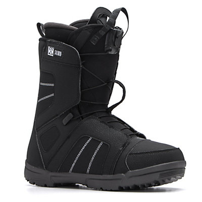 Salomon Titan Snowboard Boots 2017, Black-Autobahn, viewer
