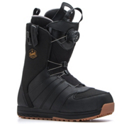 Salomon Launch Boa Str8jkt Snowboard Boots, Black, medium