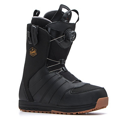 Salomon Launch Boa Str8jkt Snowboard Boots 2017, Black, viewer