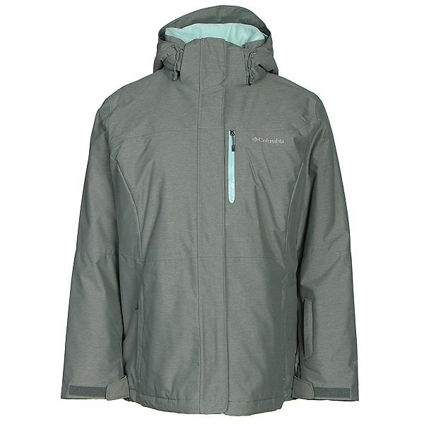 Columbia Alpine Action Omni-Heat - Plus Size Womens Insulated Ski Jacket, , 600