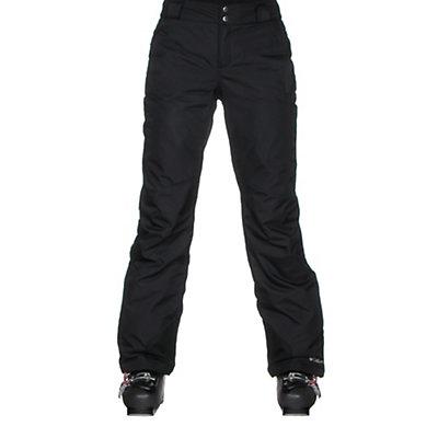 Columbia Bugaboo Omni-Heat Womens Ski Pants, Black, viewer