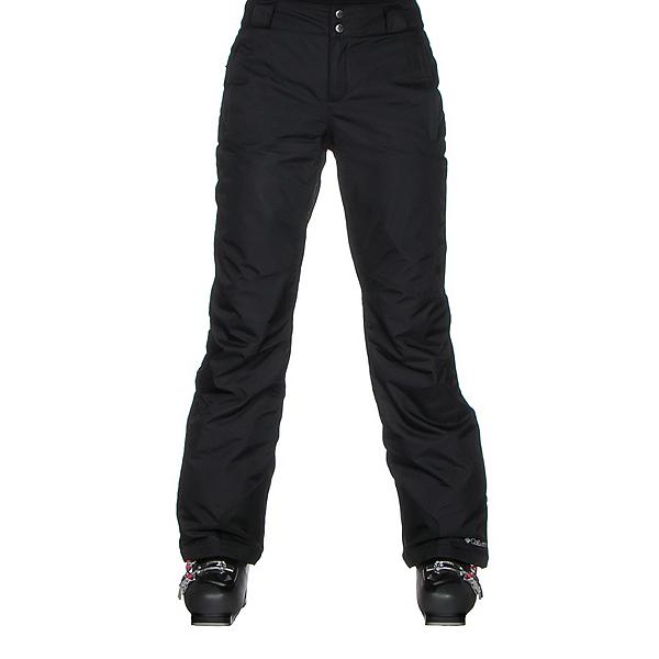 Columbia Bugaboo Omni-Heat Womens Ski Pants, Black, 600