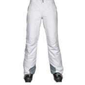Columbia Bugaboo Omni-Heat Womens Ski Pants, White, medium