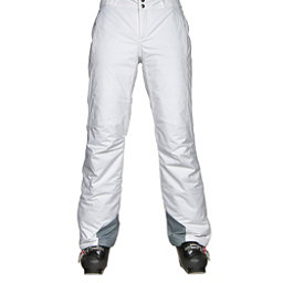 Columbia Bugaboo Omni-Heat Womens Ski Pants, White, 256