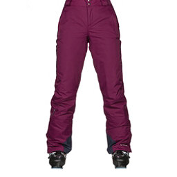 Columbia Bugaboo Omni-Heat Womens Ski Pants, Dark Raspberry, 256