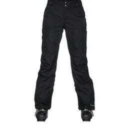 Columbia Bugaboo Omni-Heat Pant - Plus Size Womens Ski Pants, Black, 256
