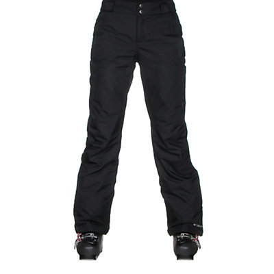Columbia Bugaboo Omni-Heat Pant - Plus Size Womens Ski Pants, Black, viewer